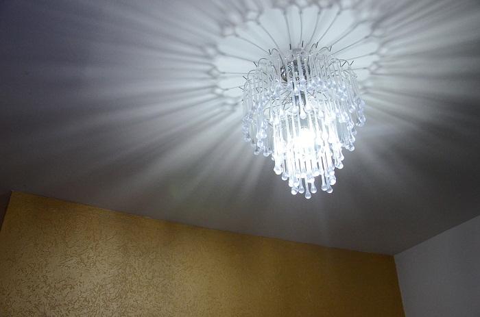 Svietidlá na strop