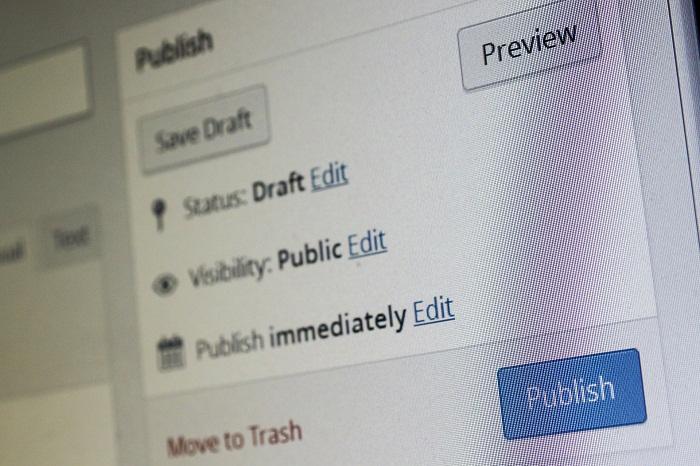 Funkcie a tvorba webu wordpress